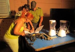 En acto público fueron devueltos los bienes recuperados en el operativo llamado Caso Sorpresa