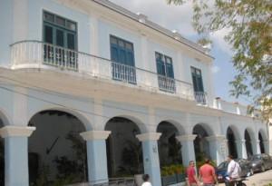 El Hostal del Rijo está situado en el casco histórico de la ciudad de Sancti Spíritus