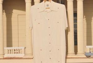 El tercer segmento de la gala se destinará a resaltar la guayabera, típica prenda de vestir en esta zona.