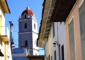 La Iglesia Parroquial es, sin dudas, el templo mejor conservado de los cubanos primitivos. (foto: Garal)