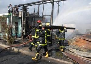 La investigación del incendio requirió de un trabajo más exhaustivo con la participación de expertos de otras provincias.