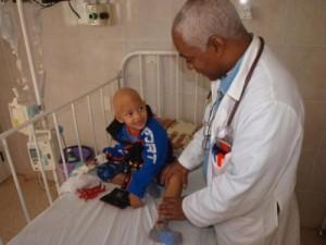 Anualmente se diagnostican alrededor de 70 casos con leucemia en Cuba.