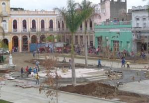 El nuevo diseño del parque incluye el mejoramiento del acceso al lugar, así como el cambio de la glorieta y la disposición del mobiliario antiguo.