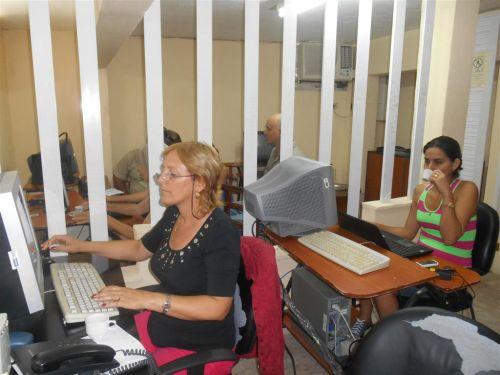 Periodistas en entrevista on line