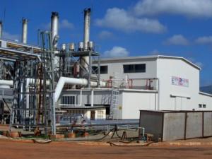 Las plantas eléctricas de fuel oil han contribuido a la estabilidad de la generación de electricidad en el país.