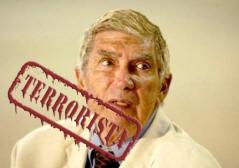 Luis Posada Carriles es un criminal prófugo de la justicia y protegido en Estados Unidos.