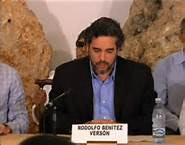 Rodolfo Benítez, garante de Cuba en la mesa de diálogos de paz.