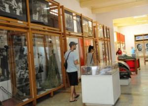 Las salas de exposición recibieron también los beneficios del remozamiento.