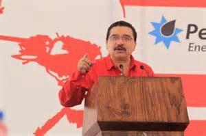 """""""El ingreso a Petrocaribe va ser un instrumento importante para el despegue del crecimiento económico que necesita El Salvador"""", remalcó Medardo González."""