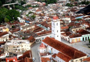 El primer cuadrante de la maqueta incluirá las 13 hectáreas del Centro Histórico de la villa del Yayabo.