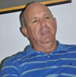 Roberto Fajardo Veloso, vicepresidente del CAP que atiende la economía.