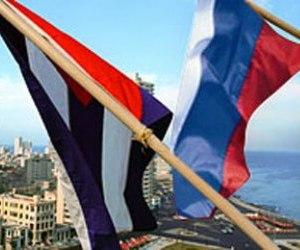 El embajador de Rusia en Cuba, Mijail Kaminin, afirmó hoy que los vínculos históricos bilaterales se fortalecen.