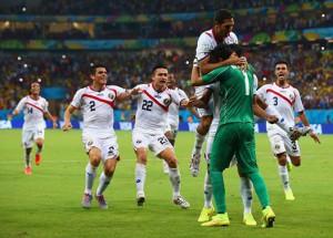 Costa Rica a cuartos (Foto: FIFA)