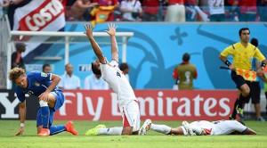 Costa Rica echó por tierra todos los vaticinios con victorias ante los poderosos Uruguay e Italia.