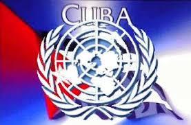 Cuba demandó a Estados Unidos respeto ante el reclamo universal de cese del bloqueo.