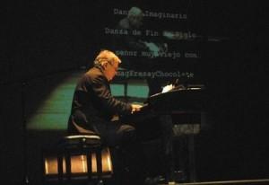 José María Vitier reinauguró con un concierto de lujo el Teatro Principal en julio de 2012.