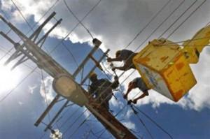 El Programa de Rehabilitación de Redes ha permitido la instalación de nuevos transformadores de distribución.