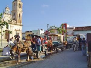 Laas violaciones de las normas del tránsito figuran entre las principales problemáticas del territorio.
