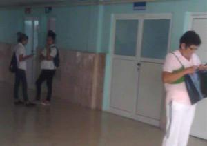 La Sala de Quemados del Hospital Provincial permanece cerrada desde hace alrededor de una semana.