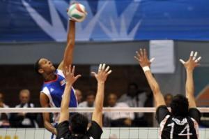 Cepeda figura como el máximo anotador en el tercer nivel de la Liga Mundial de Voleibol.