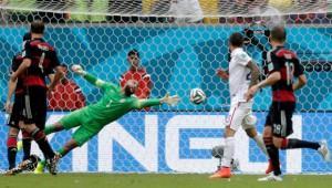 Un gol de Müller le dio el triunfo a Alemania ante EE.UU.