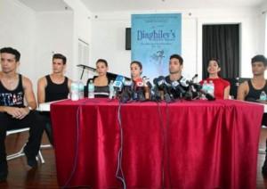 """Los bailarines fueron contratados por la mini """"compañía"""" de Pedro Pablo Peña, un individuo que se dedica a piratear el talento del Ballet Nacional de Cuba."""