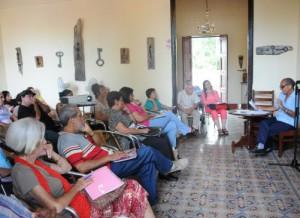 El proceso fundacional de las primeras villas cubanas ha acaparado la atención del evento.