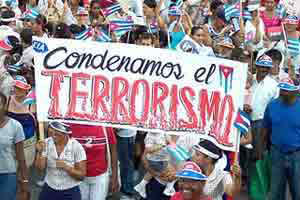 Cuba is Fully Committed against all Forms of Terrorism
