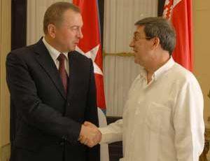 Makei inició el lunes último una visita oficial a Cuba.