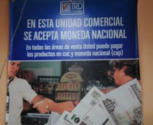 Esta unificación resulta imprescindible en la actualidad para revalorizar el peso cubano.