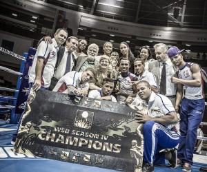 Cuba se coronó en la IV Liga Mundial de Boxeo. (Fotos: www.worldseriesboxing.com)