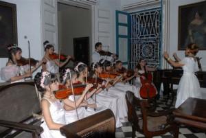 Alumnos de la Escuela de Música amenizan distintas actividades en el territorio espirituano.