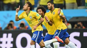 La opinión generalizada de los expertos ronda alrededor de la excelente actuación de Neymar en su debut mundialista.