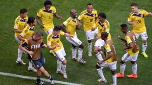 Colombia lidera la llave C del Mundial con seis unidades, seguida por Costa de Marfil con tres.