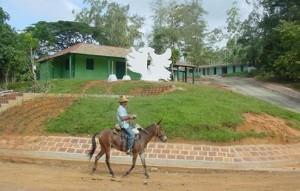 Comunidad serrana de Gavilanes.