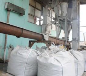 Actualmente la planta hace envíos en el rango de las 30 toneladas de cenizas mensuales.