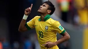 """La única cosa con la que sueño es con ganar el Mundial"""" (Neymar)."""