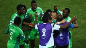 Nigeria llegó a cuatro puntos en este distrito y se ubicó en la segunda posición, solo por detrás de Argentina .