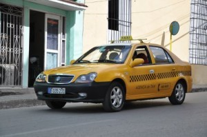 El servicio de taxis en moneda libremente convertible se rige por la ley de oferta y demanda.