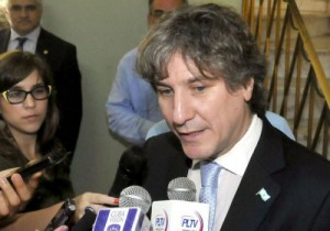 Amado Boudou, Vicepresidente de la República Argentina, realiza una visita oficial a Cuba.