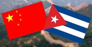 Cuba y China tienen una amistad tradicional y una buena relación económica y comercial.