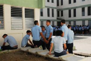 Para el nuevo curso se trabajará en el reforzamiento de la labor de formación vocacional y orientación profesional. 1