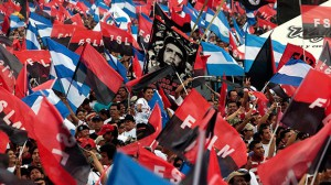 Nicaragua festeja este sábado el aniversario 35 del triunfo de la Revolución sandinista.
