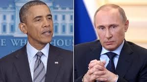 Obama y Putin dialogaron por teléfono sobre las sanciones económicas que Washington aplica contra Moscú.