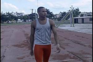 Carrero se adueñó este año de un par de medallas de oro en la Copa Cuba  y resultó en 2013 el más destacado en el Campeonato Nacional Juvenil.