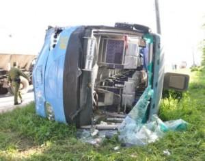 Los accidentes de tránsito que han tenido lugar en la provincia a fines de junio y principios de julio han cobrado varias vidas humanas.