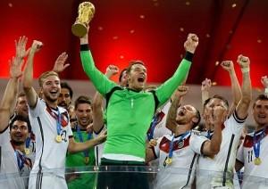 Alemania ganó la Copa del Mundo por cuarta vez en su historia.