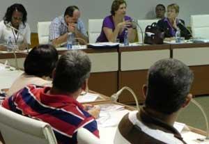 Durante miércoles y jueves sesionaron las diez comisiones del Parlamento cubano.