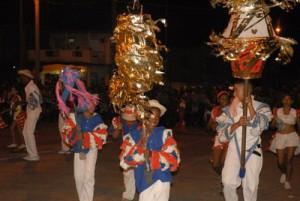 El Santiago Espirituano encabeza los festejos estivales en el verano.