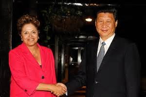 Rousseff y Jinping, señalaron que estos acuerdos  contribuirán al desarrollo de las dos naciones.